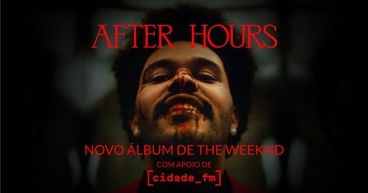 NOVO ÁLBUM DE THE WEEKND